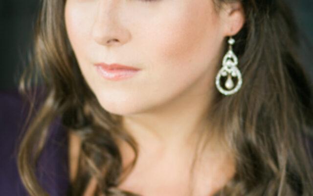 Victoria Cannizzo debuts Opera på Skäret as Liu in Puccini's Turandot