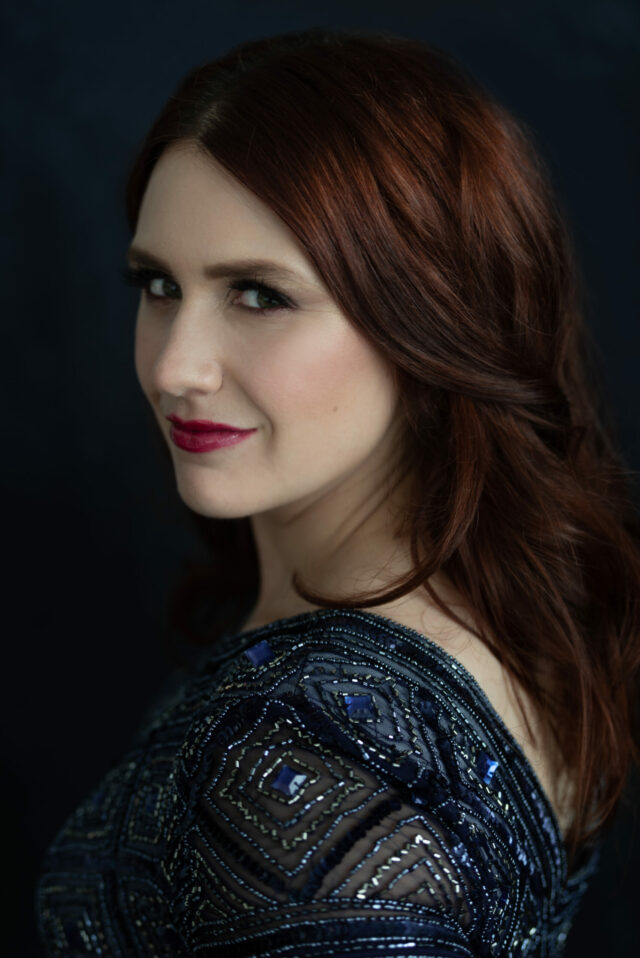 Mezzo Hannah Ludwig debuts Dallas Opera as the Third Lady in Die Zauberflöte and returns to Teatro Nuovo for Rossini's Maometto II.