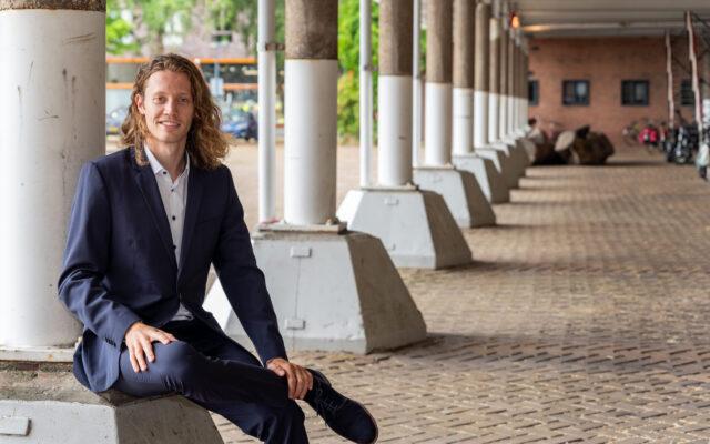 Piper Artists welcomes tenor Lucan Van Lierop